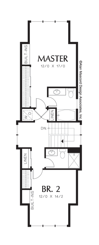 House Plan 21109 The Blairstown