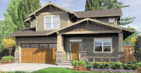 Top Craftsman Home Designs