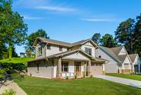 Plan 21111A by Cooley Custom Homes