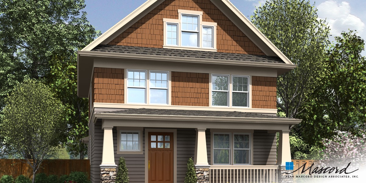 Image for Darlington-The Perfect Seaside Cottage or Starter Home -Front Rendering