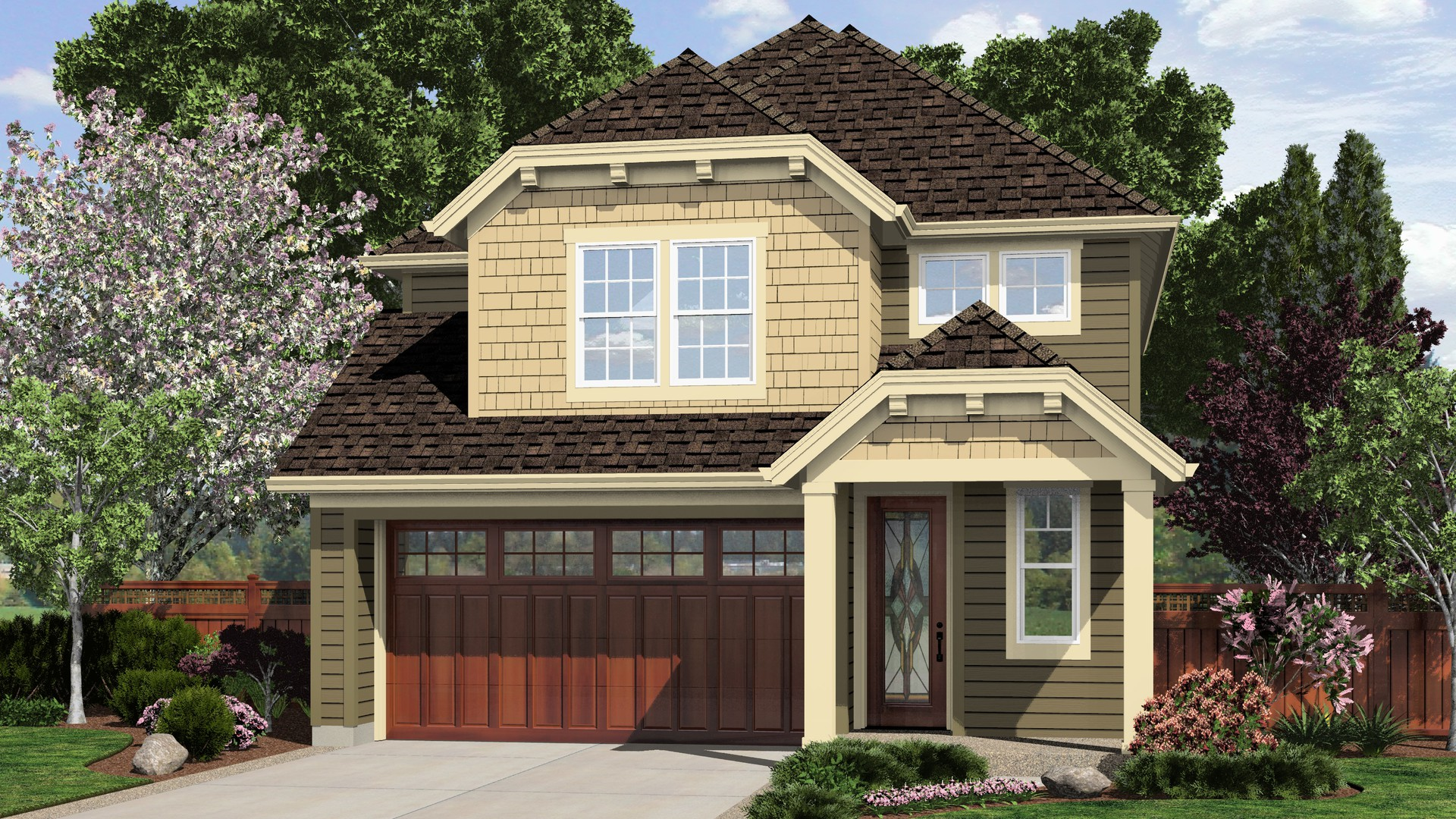 Cottage House Plan 21136a The Gloucester 1816 Sqft 3