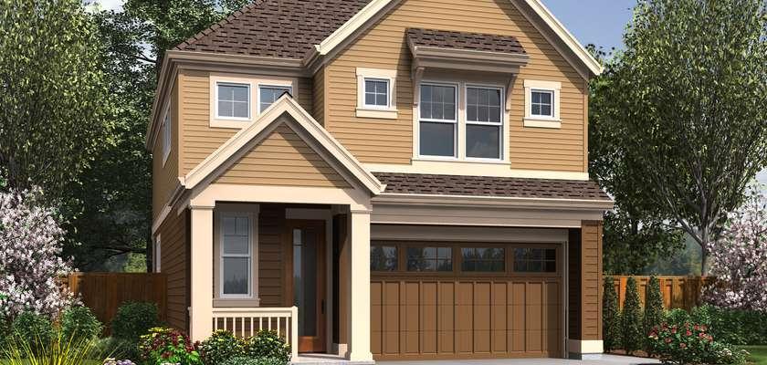 Mascord House Plan 21136B: The Waldsport