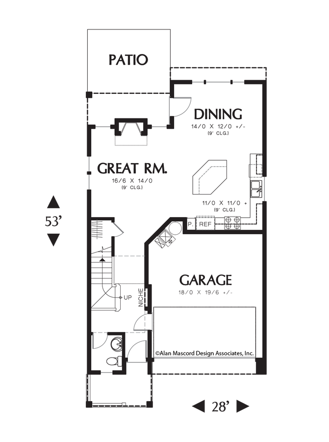 Image for Waldsport-Raise Your Family in a Beautiful Traditional Home  -Main Floor Plan