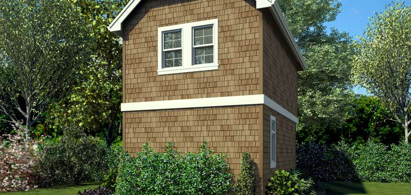 Mascord House Plan 21150: The Waynesville