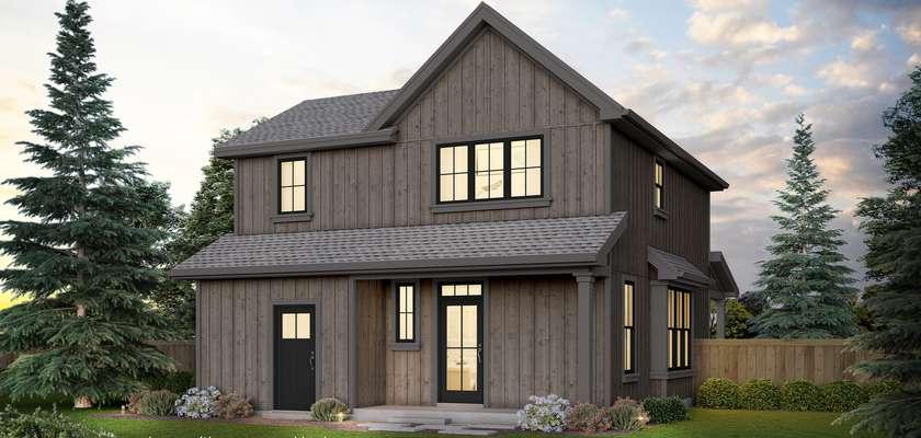 Mascord House Plan 21153: The Roosevelt