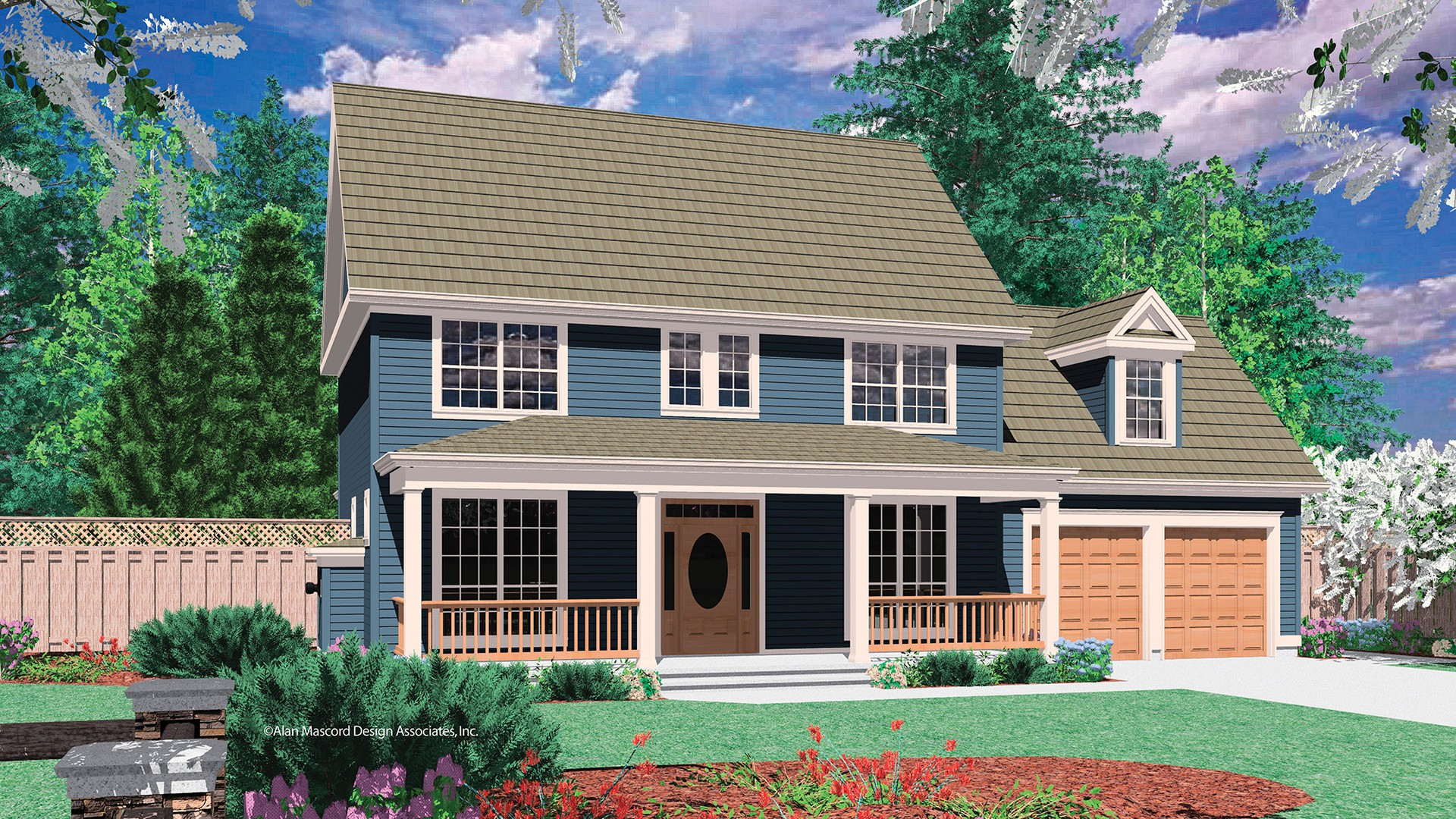 House plan details plan 2132h the mitchell for Houseplans co