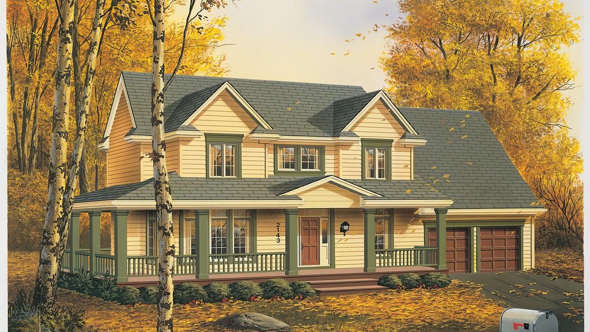 Wilmington house plan