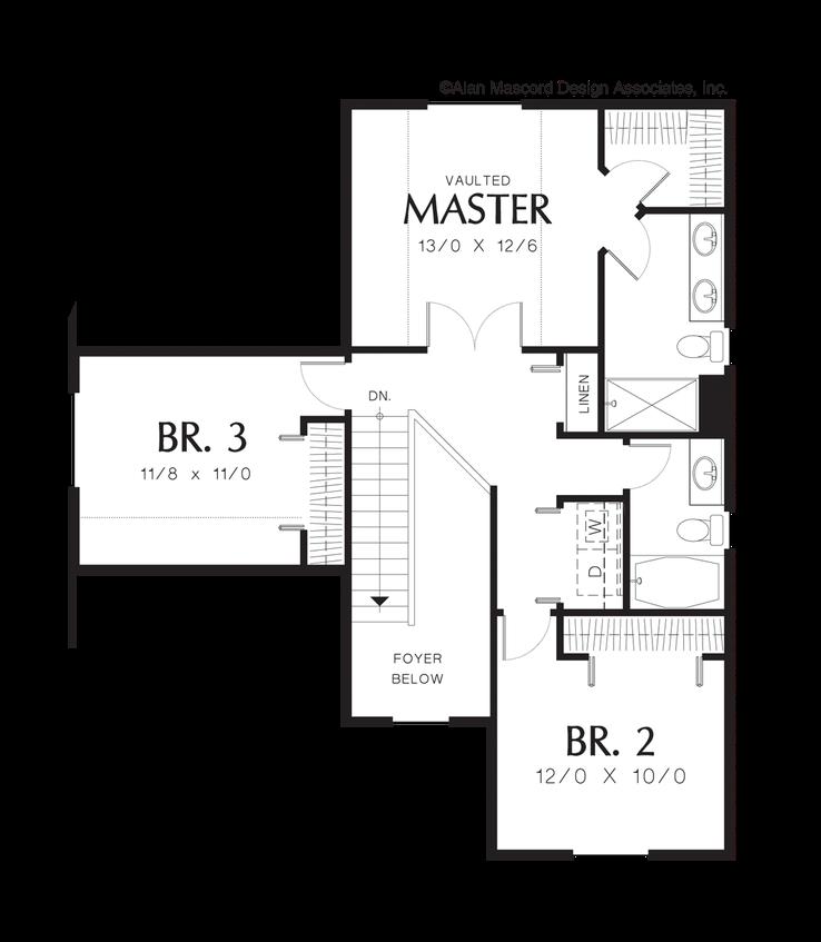 House plan 2152 the charleston for Charleston floor plan