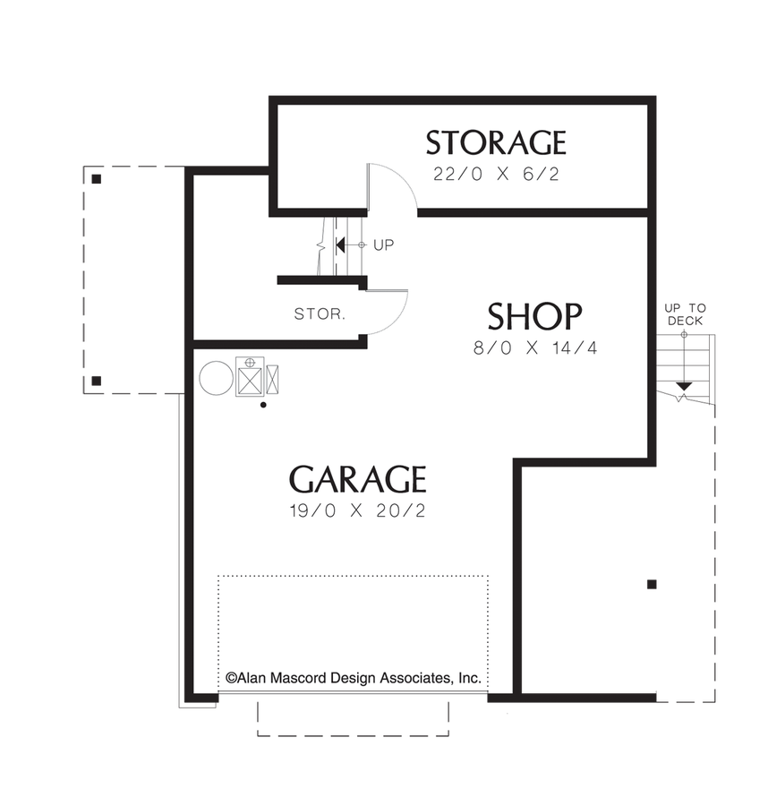 Garage Plans Blueprints 26 X 36 3 Car Traditional: Coastal House Plan 2180A The Willowood: 1675 Sqft, 3 Beds