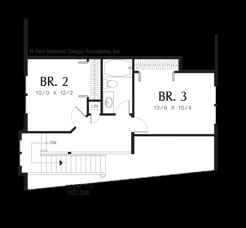 Coastal House Plan 2184a The Whitney 1850 Sqft 3
