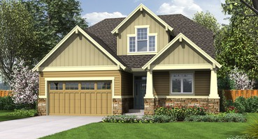 Craftsman Home Plans 2185AC: The Nehalem  | The Nehalem: Small House Plans with Craftsman Style & Charm