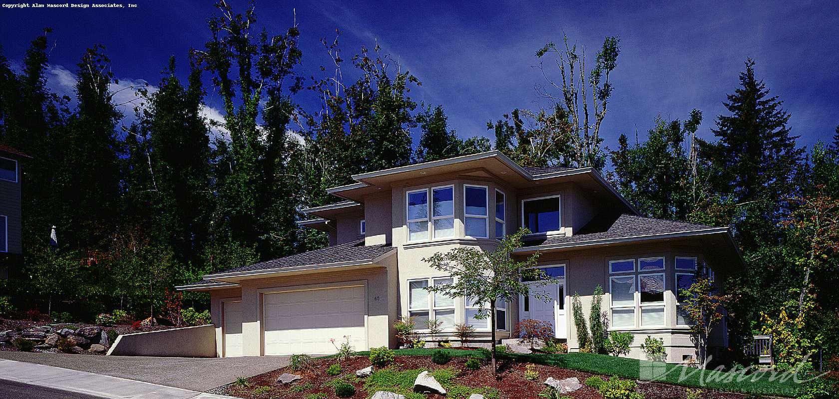 Mascord House Plan 2206C: The Sterlington