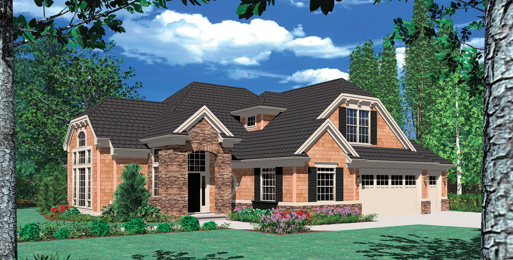 Image for Sidell-European Cottage with Games Room and Wet Bar-3470