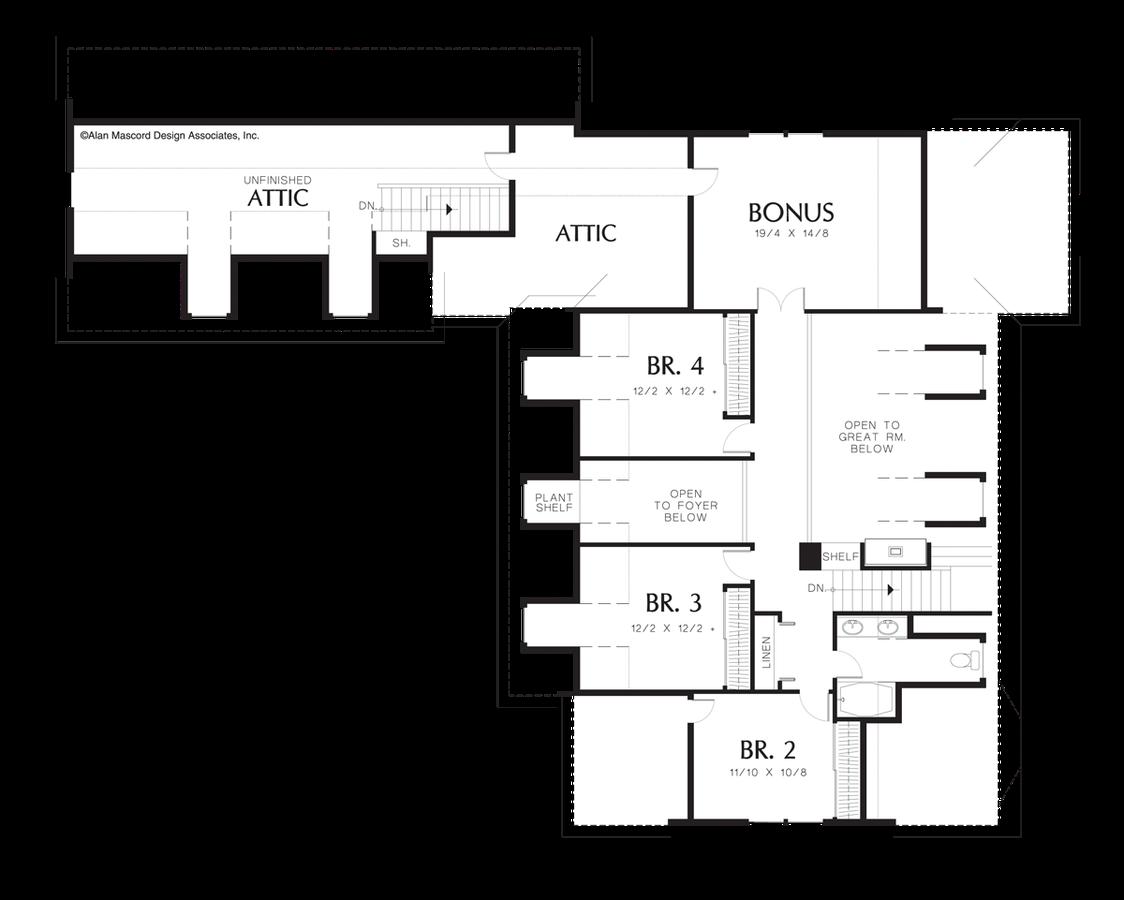 House Plan Details Plan 22120 The Covington