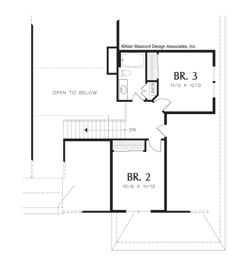Country House Plan 22134 The Carillion 2074 Sqft 3 Beds 2 1 Baths