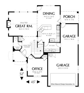 3 Car Tandem Garage House Plans as well 050m 0006 moreover B22142a together with Shoestory moreover 1420. on 3 car tandem garage plans