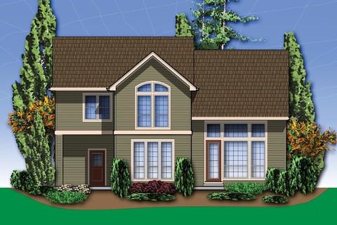 House plan 22140 the landon floor plan details for Landon homes floor plans