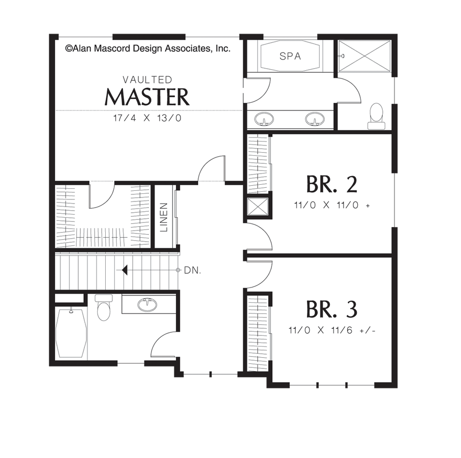 Alan Mascord Floor Plans Meze Blog
