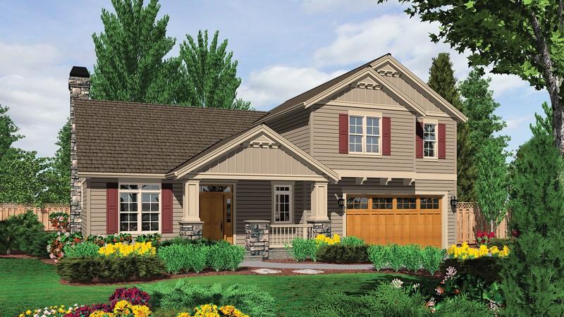 Craftsman House Plan 22143a The Roland 2296 Sqft 3 Beds 2 1 Baths