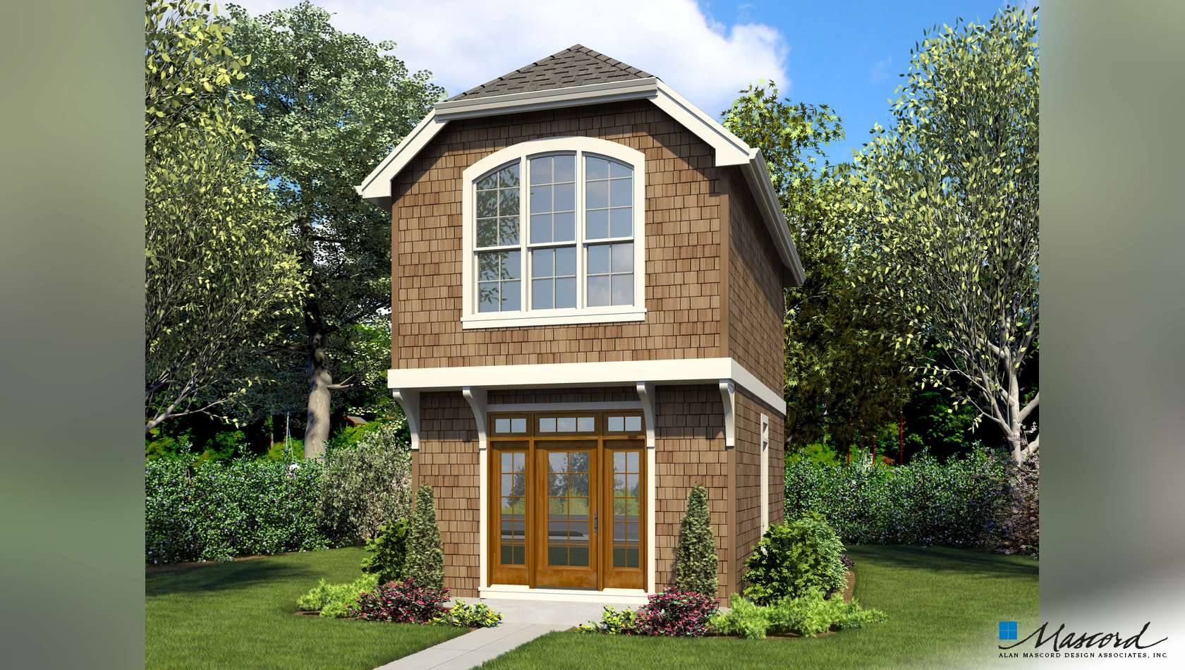Main image for house plan 21150: The Waynesville