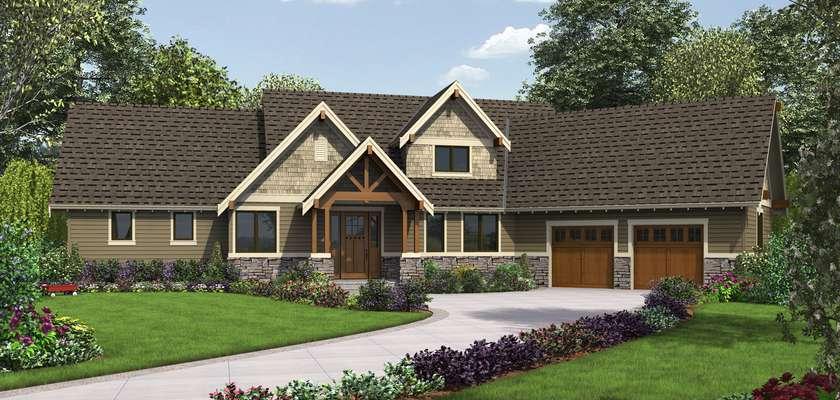 Mascord House Plan B22156FA: The