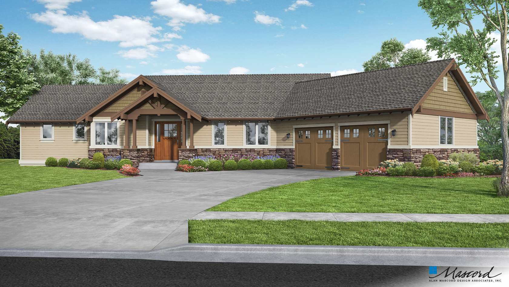 Main image for house plan 22156G: The Blythewood