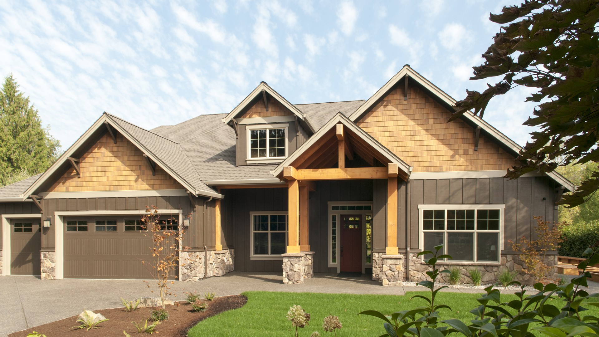 Craftsman house plan 22157aa the ashby 2735 sqft 3 for Ashby homes