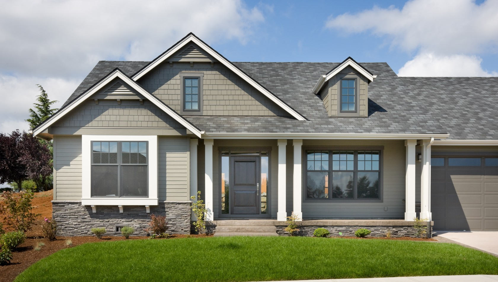 Mascord House Plan 22158: The Willard