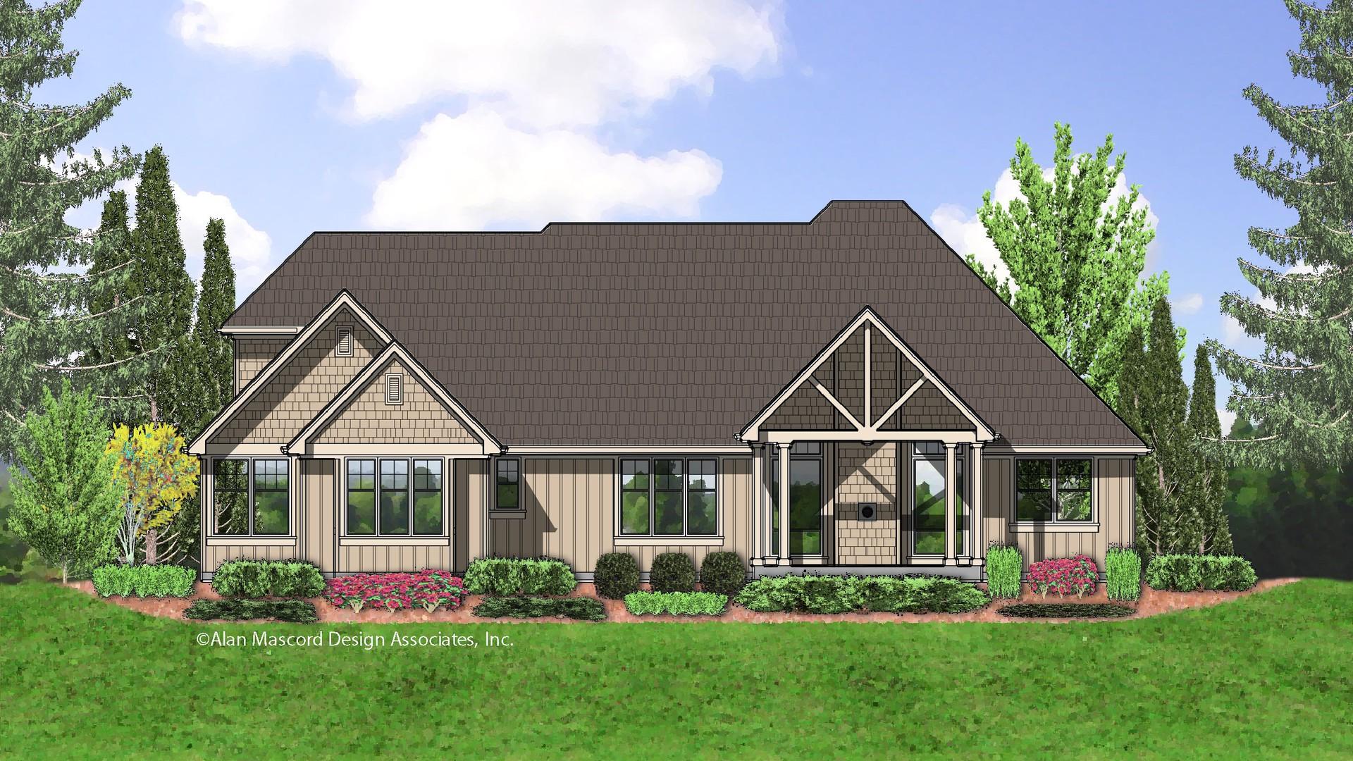 Traditional house plan b22158a the jasper 2359 sqft 3 for Jasper house