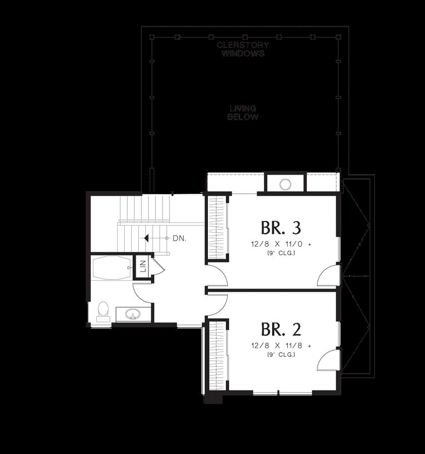House Plan Details Plan 22174 The Abbott