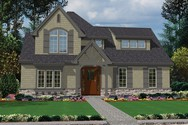 House plan 22176 the davis for Traditional neighborhood design house plans