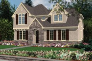 Front Rendering of Mascord House Plan 22176A - The Jacksonville