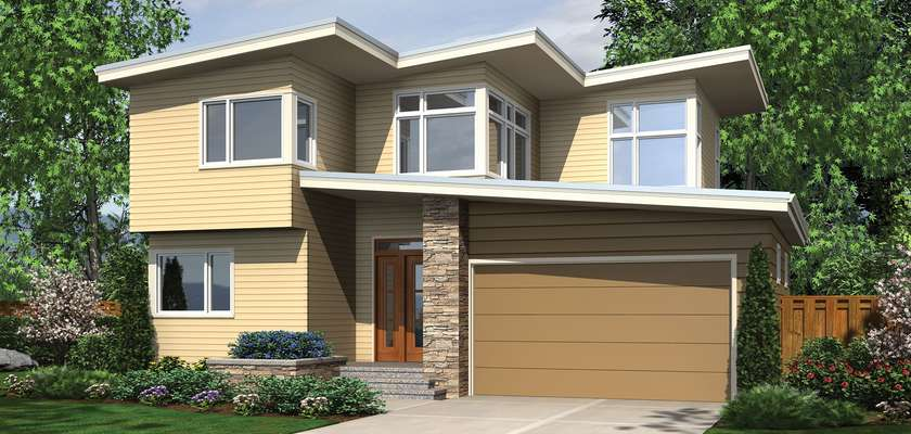 Mascord House Plan 22178: The Lorimer