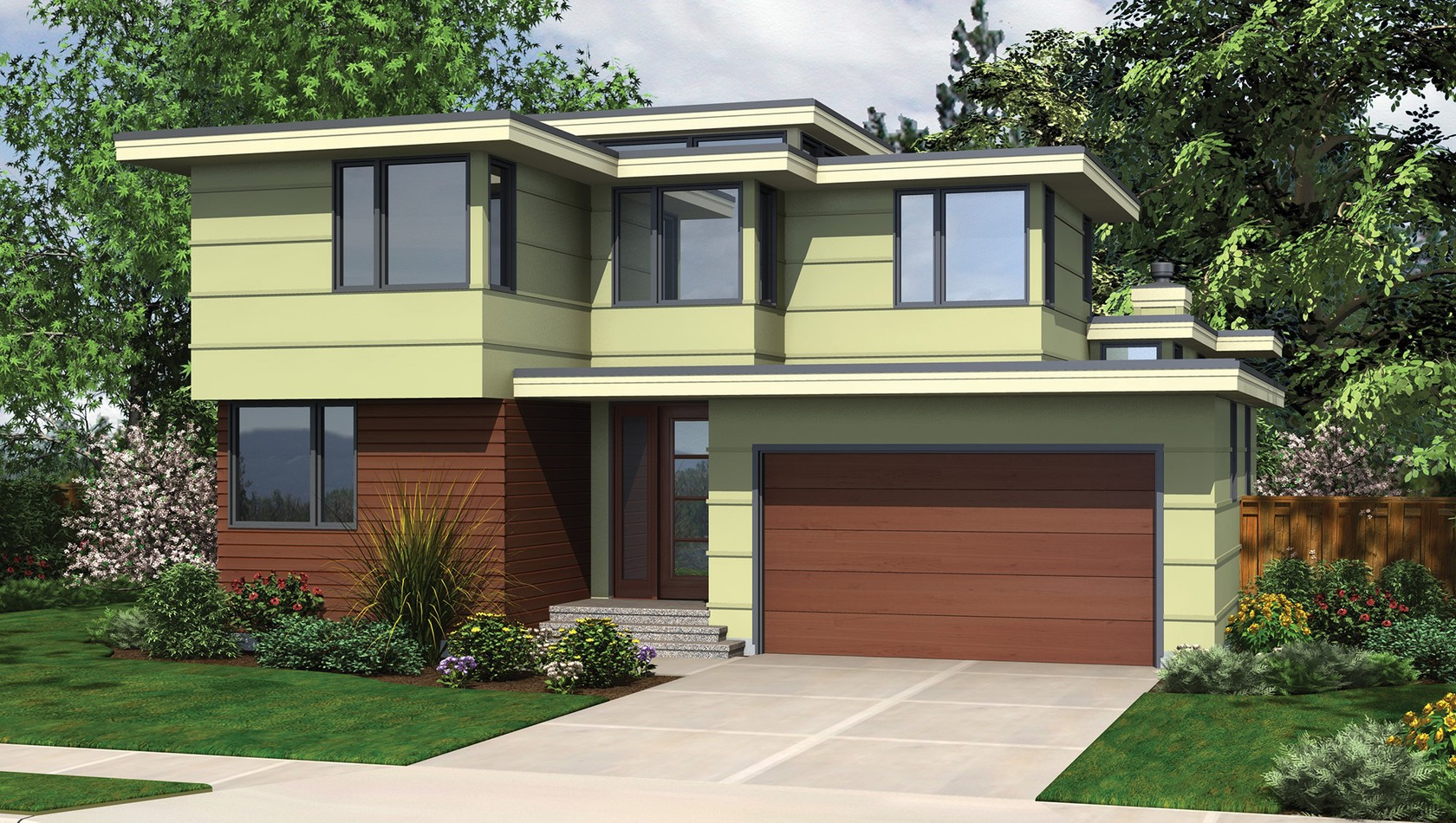 Main image for house plan 22180: The Eadin