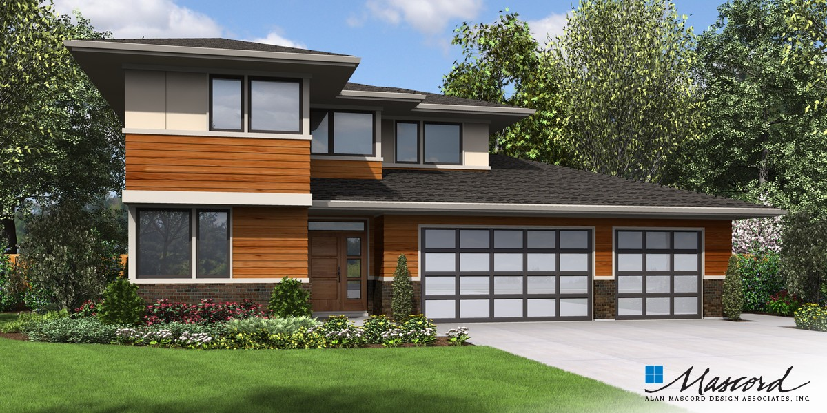 Image for Waterbury-Organic Design with Lots of Light-Front Rendering