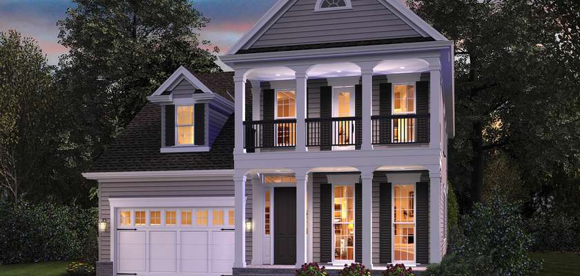Mascord House Plan 22189: The Madewood