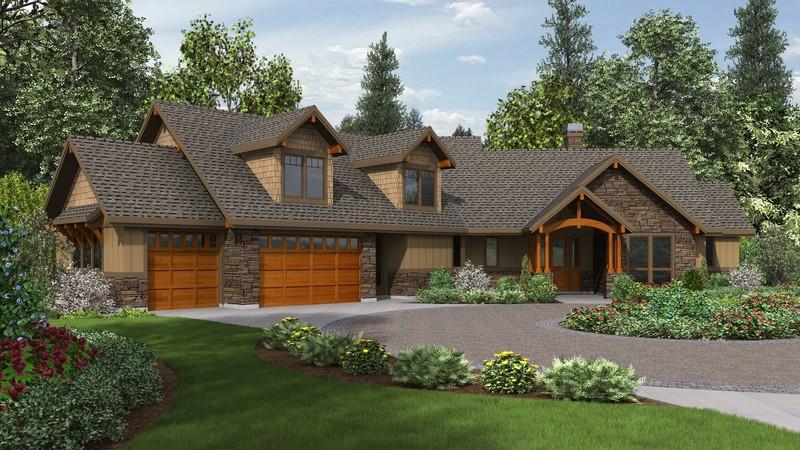 mascord house plan 22190 - the silverton
