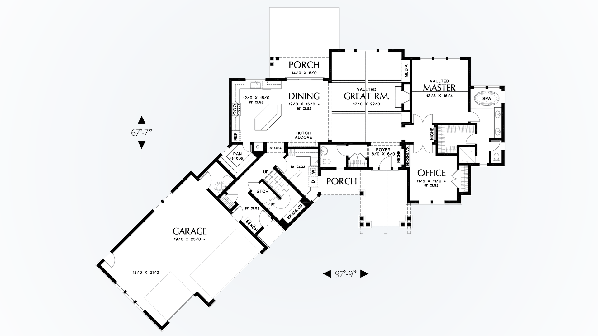 Pre engineered house plans for Pre engineered house plans