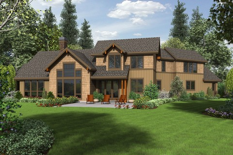 Image for Silverton-Beautiful NW Ranch Style Home-7129