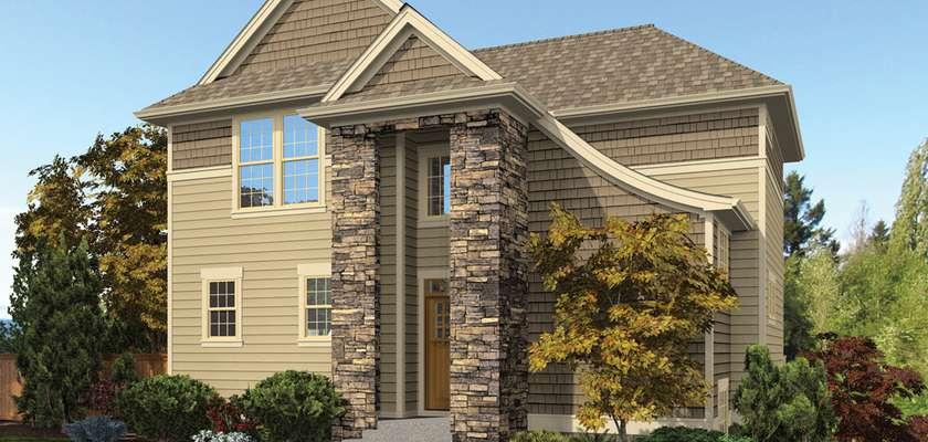 Mascord House Plan 22192A: The Birstall