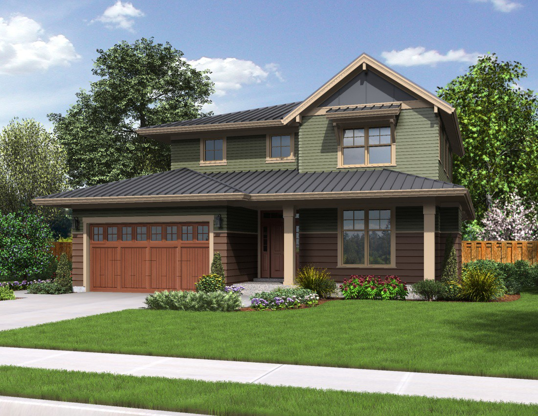 house plan 22193es the forest park