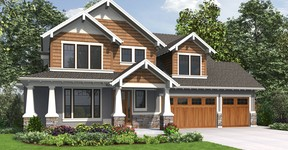 Mascord Plan 22199A - The Jefferson