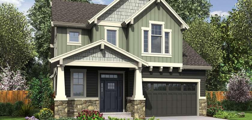 Mascord House Plan B22200: The