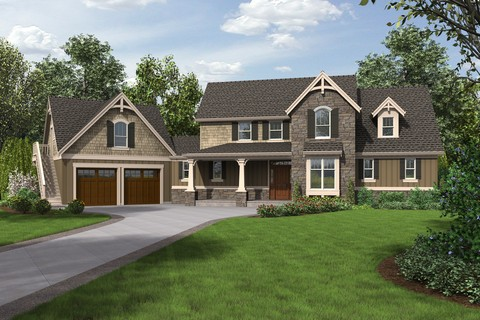 Image for Hartford-Traditionally Styled Home Complete with Studio-6500