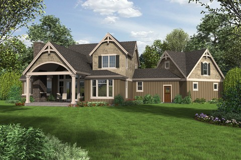 Image for Hartford-Traditionally Styled Home Complete with Studio-6501