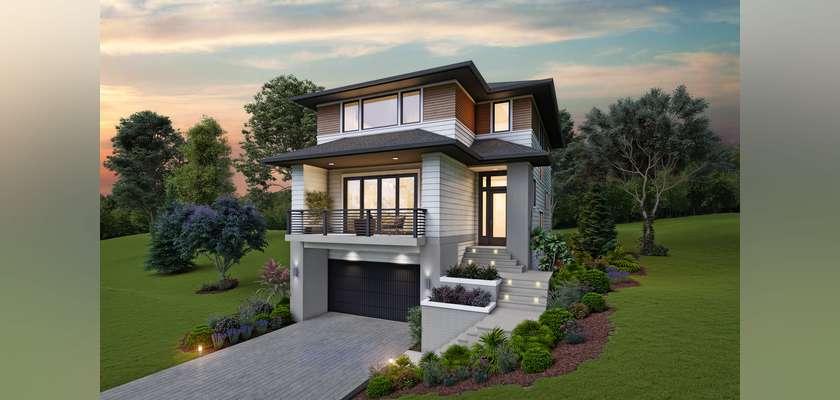 Mascord House Plan 22202: The Bingley