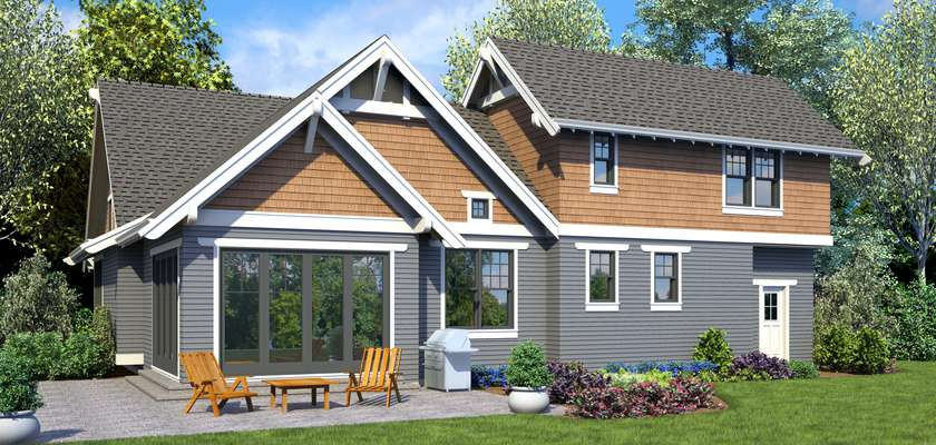Mascord House Plan 22208B: The Darcy
