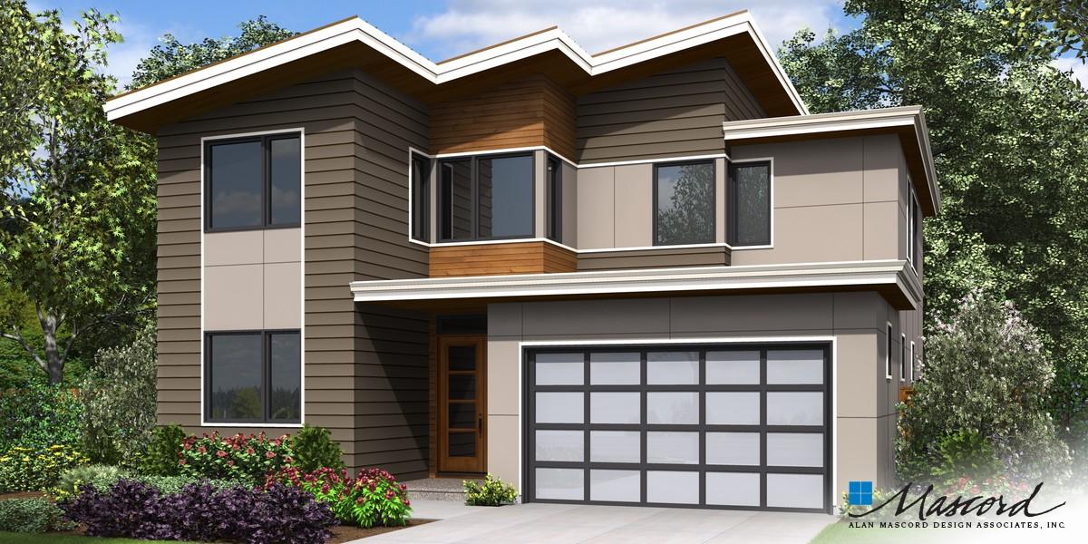Image for Golden-Sophisticated Look Outside, Smart Design Inside-Front Rendering