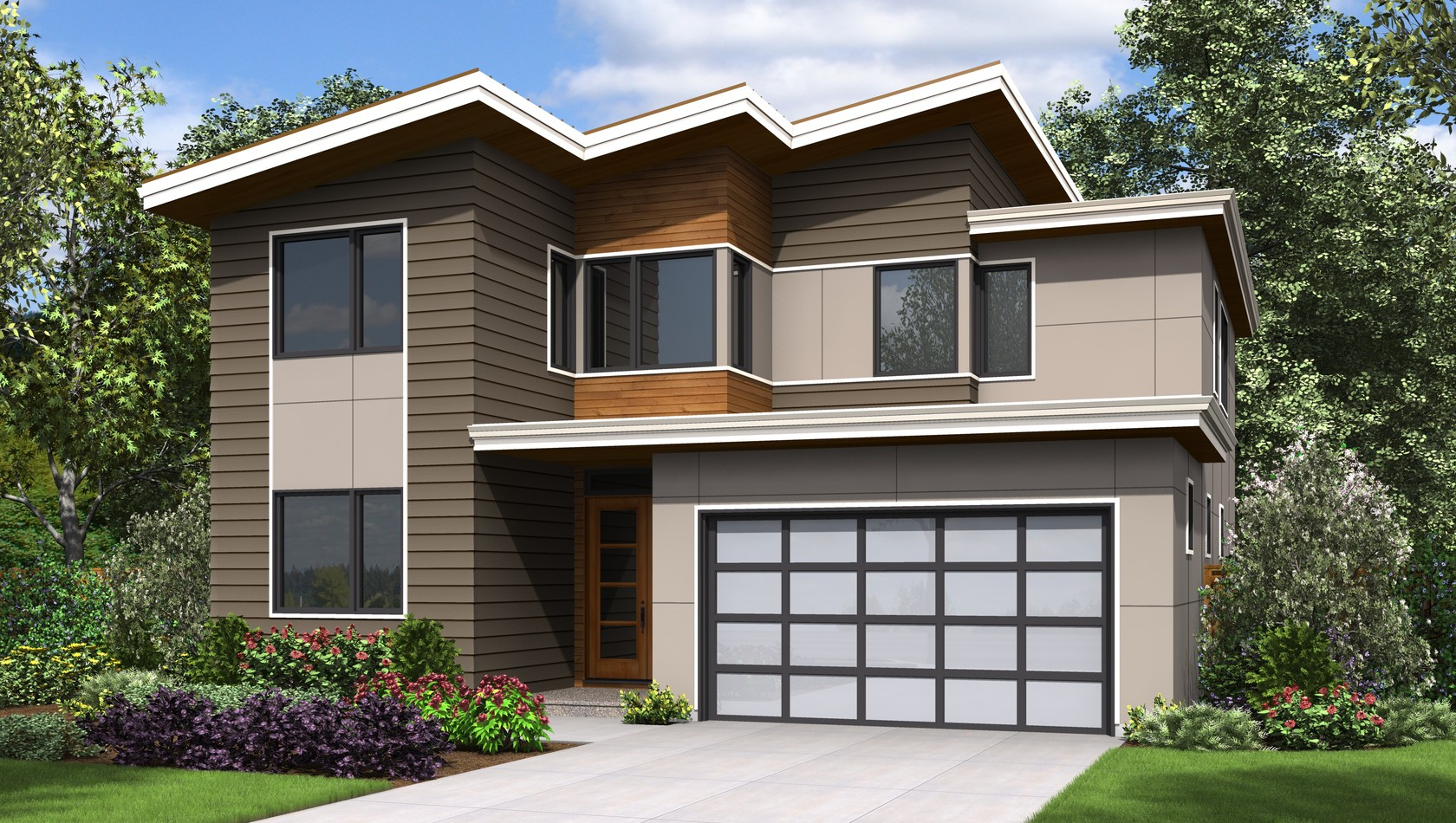 Main image for house plan 22209: The Golden