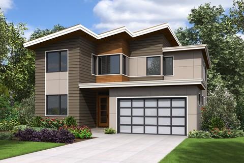 Image for Golden-Sophisticated Look Outside, Smart Design Inside-8118